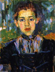 The Girl Marie