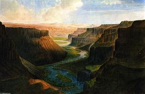 Grand Canyon of Palouse River