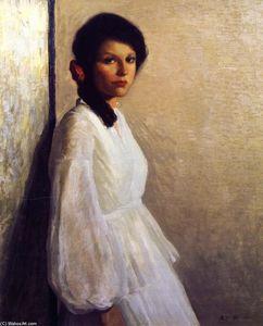 Jean in White