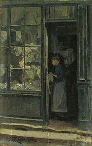 The Laundry Shop