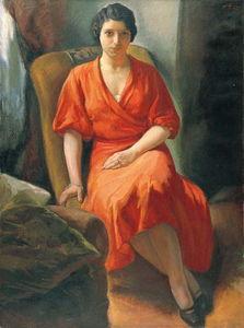 Retrato de Calliope