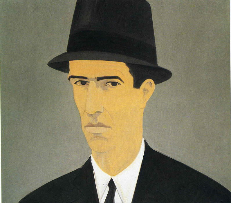 Wikioo.org - The Encyclopedia of Fine Arts - Painting, Artwork by Alex Katz - Alex Katz, Passing