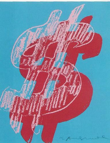 Dollar Sign Andy Warhol Wikioo Org The Encyclopedia Of Fine Arts