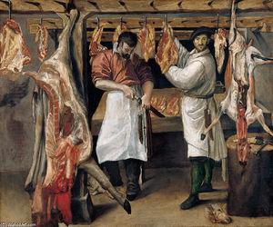 The Butcher`s Shop