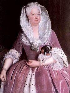 Portrait of Sophie Dorothea von Preußen