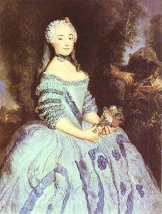 The Actress Babette Cochois