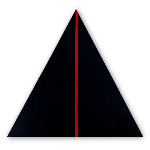 Wikioo.org - The Encyclopedia of Fine Arts - Painting, Artwork by Barnett Newman - Jericho