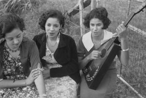 Three Creole Girls