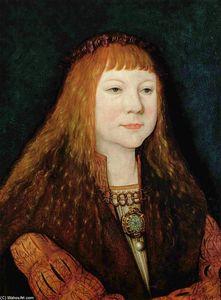 Portrait of Louis II of Hungary