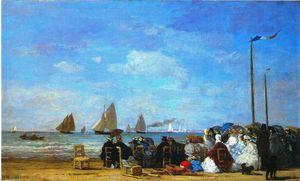 Wikioo.org - The Encyclopedia of Fine Arts - Artist, Painter  Eugène Louis Boudin