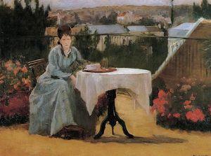 Afternoon Tea (aka On the Terrace)
