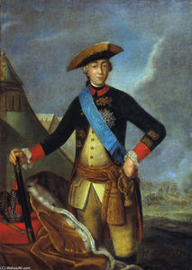 Portrait of Peter III of Russia