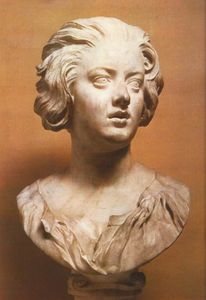 Bust of Costanza Buonarelli