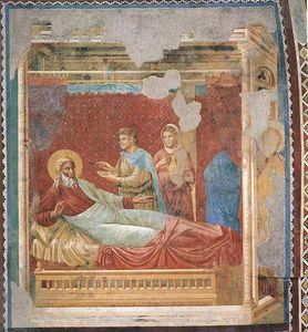 Isacco Rifiutando Esau