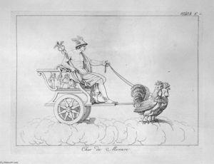 Chariot de Mercurio