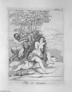 Cacerola y la siringe