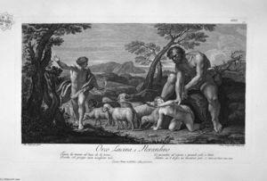 Las Nereidas, de Francesco Albani