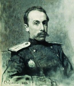 Portrait of A.V. Zhirkevich
