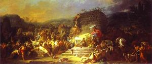 The Funeral of Patroclus
