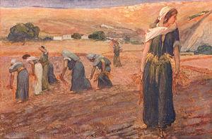 Gleaners, as in Deuteronomy