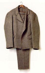 Фетровый костюм