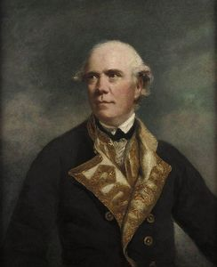 Admiral the Honourable Samue Barrington