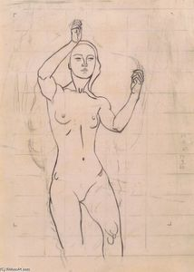Character study of Venus in the Grotto