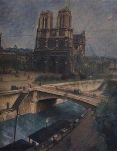Paris.Notre-Dame