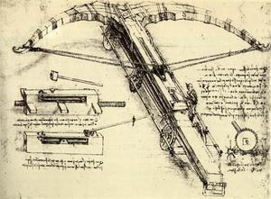 Design for a Giant Crossbow