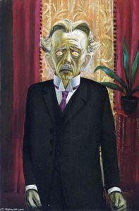 Portrait of Dr Heinrich Stadelmann