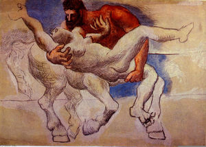 Abduction (Nessus and Deianeira)