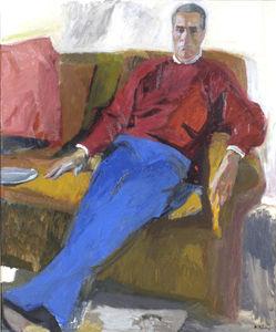 Portrait of A.K