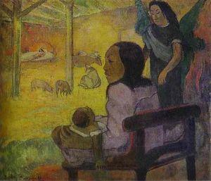 Baby (Nativity of Tahitian Christ)