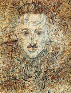 Portrait of Nikolay Glebov-Putilovsky