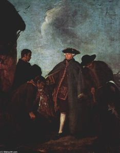 The Arrival of the Nobleman