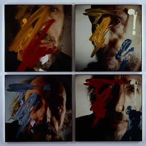 Four Self-Portraits 05.3.81