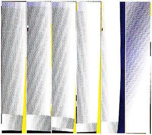 Mirror six panels #3