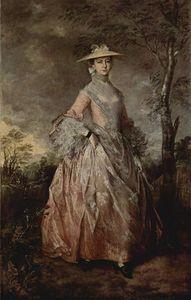 Portrait of Mary Countess Howe