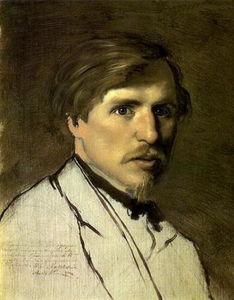 Portrait of the Artist Illarion Prianishnikov