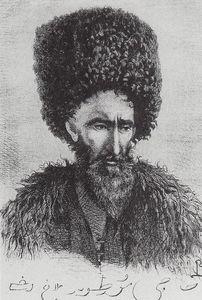 Lezgin Haji Murtuz-agha from Dagestan