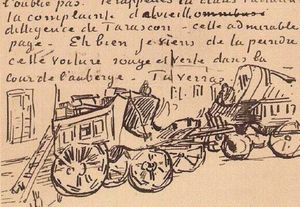 The Tarascon Stagecoach