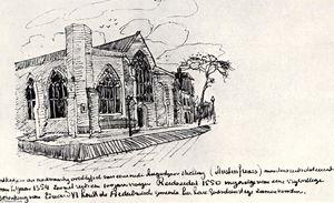 Austin Friars Church, London