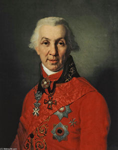 Vladimir Lukich Borovikovsky