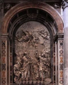 The Meeting of Leo I and Attila