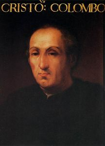Retrato de Cristóbal Colón