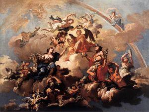 Wikioo.org - The Encyclopedia of Fine Arts - Artist, Painter  Bartolomeo Altomonte (Bartholomäus Hohenberg)