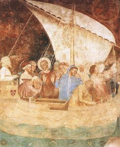 Scenes from the Life of St Rainerus (detail)