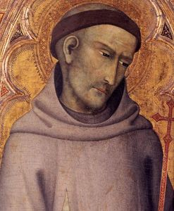 St Francis of Assisi (detail)