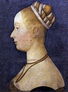 Wikioo.org - The Encyclopedia of Fine Arts - Artist, Painter  Angelo Da Siena