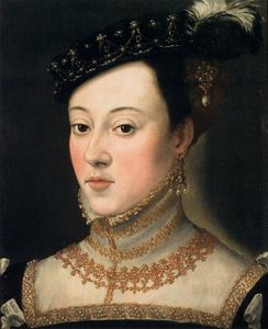 Bust of a Daughter of Ferdinand I